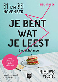 Poster NL Leest 2018